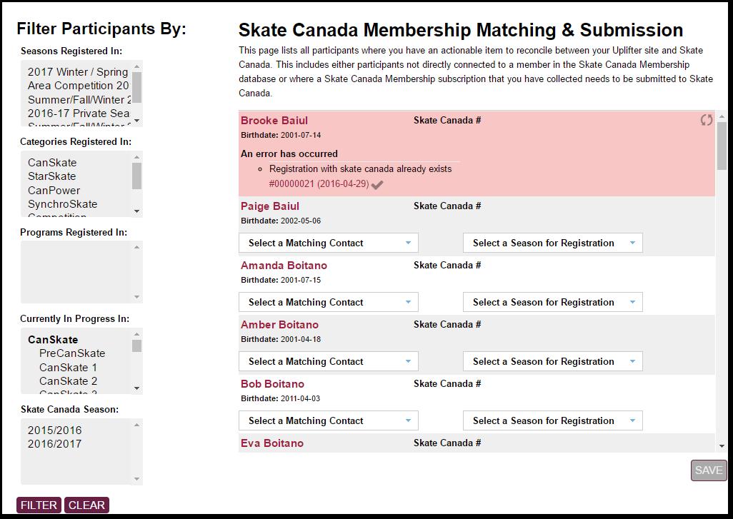 Skate Canada – Uplifter Inc